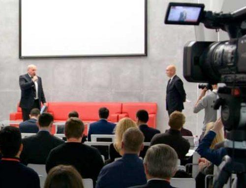 Синтерра Медиа провела прямую трансляцию конференции из Технопарка «КАЛИБР»