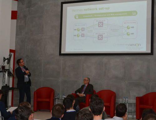 Синтерра Медиа провела семинар «Новые IP-технологии для ТВ производства и вещания»